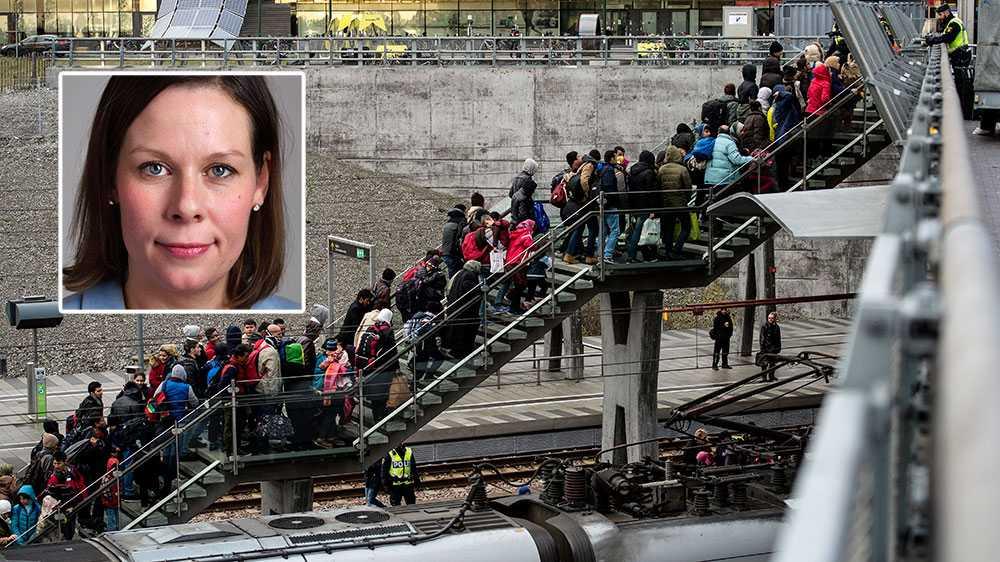 Med fortsatt ohållbara nivåer på invandringen sviker vi alla som fått en fristad i Sverige men inte en verklig chans till integration. En human invandringspolitik kan inte bara handla om hur många vi låter passera gränsen, utan måste också utgå från hur många som blir en del av vårt gemensamma samhälle, skriver Maria Malmer Stenergard (M).