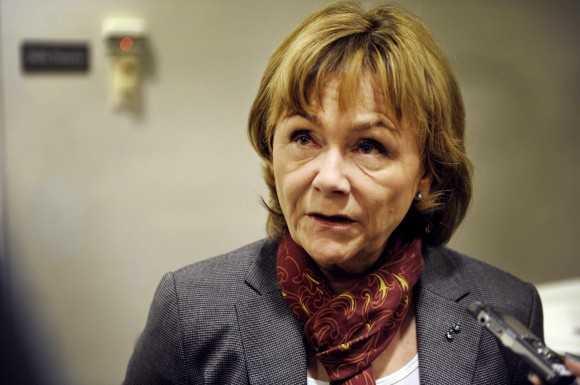 """""""Vi tycker att man borde ha förberett det här bättre"""", säger justitieutskottets ordförande Beatrice Ask (M)."""
