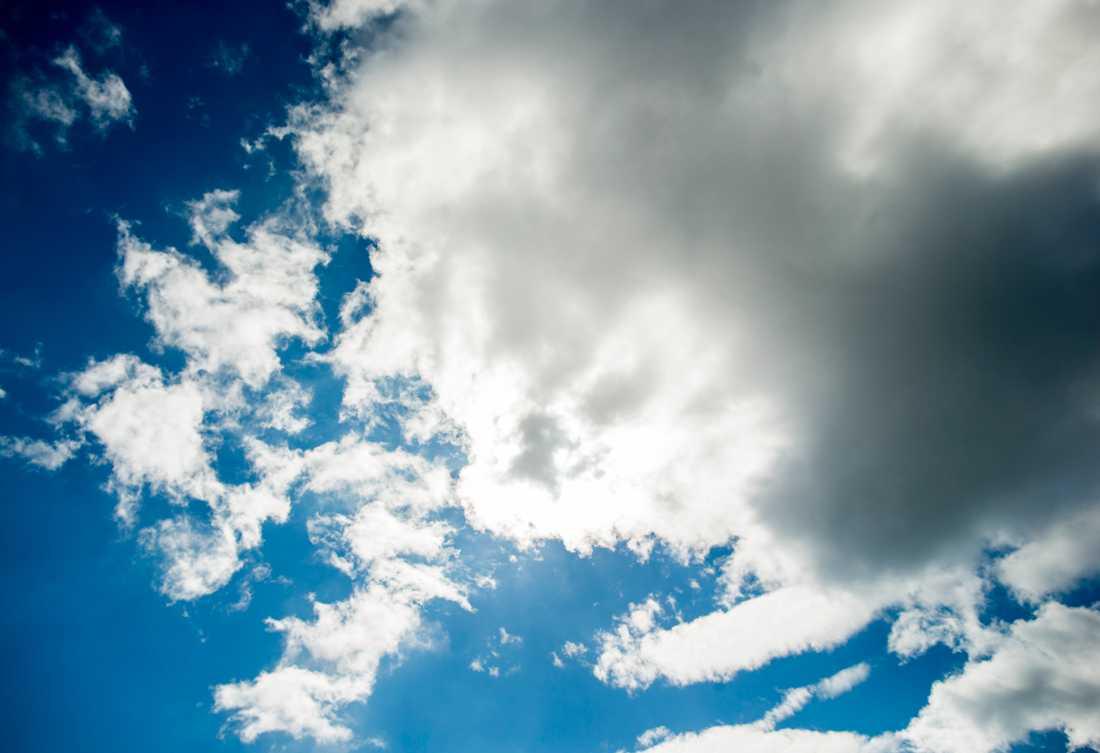 """""""Temperaturen kan skifta en hel del bara mellan två dagar"""", säger Max Lindberg Stoltz, meteorolog vid SMHI, om det aprilväder som väntas i maj. Arkivbild."""