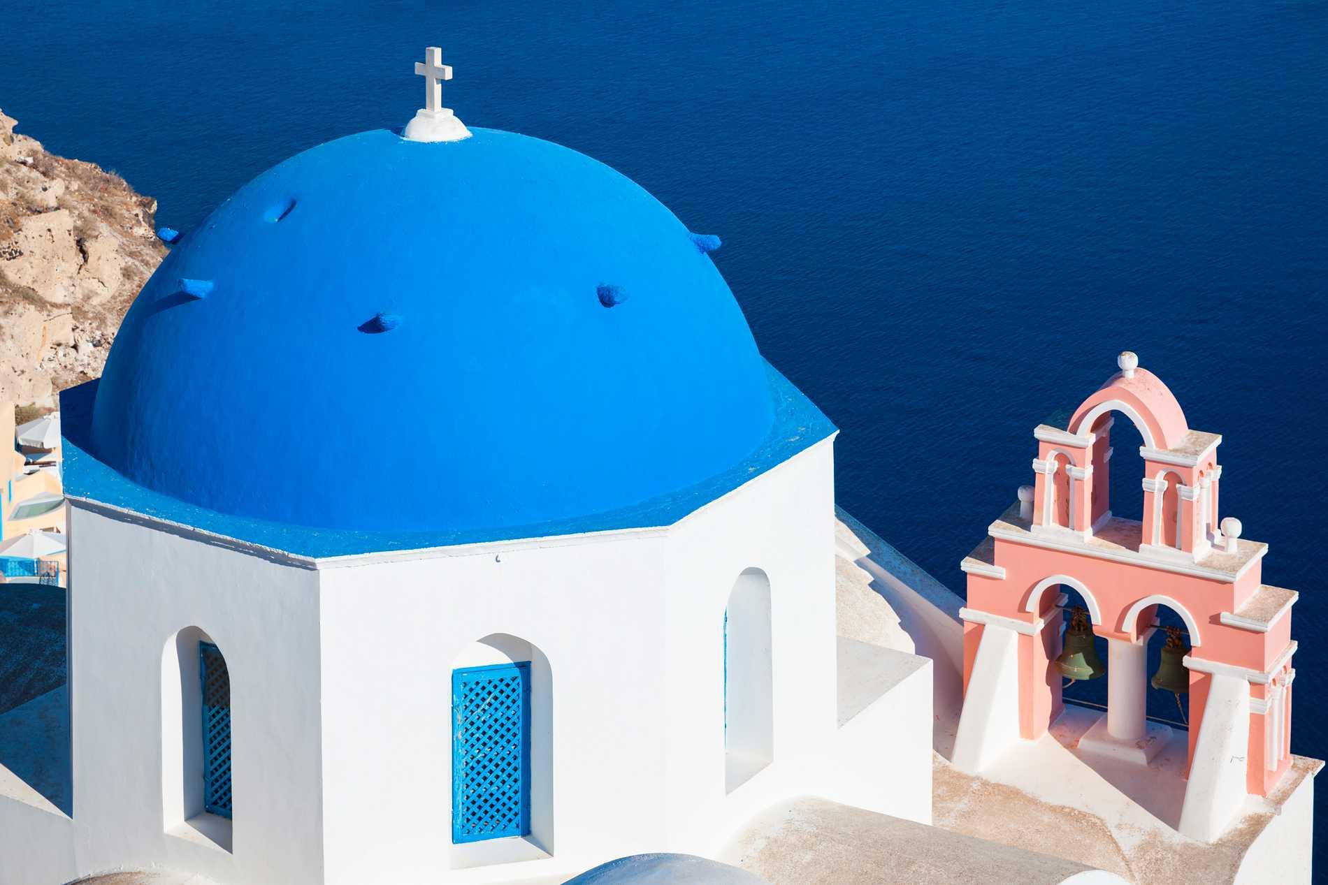 Drömsemester i Grekland