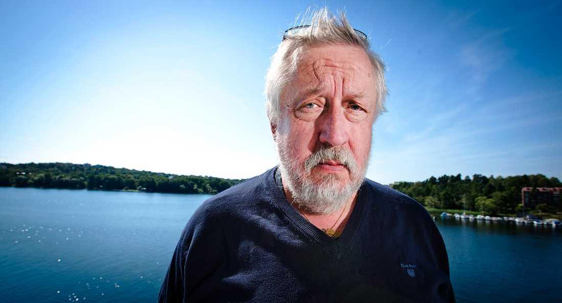 Leif GW Persson sluter upp bakom kampanjen att alla har rätt att vara lucia.