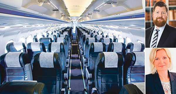 Tomma flygplan. En rapport visar att en flygskatt innebär att antalet resenärer minskar med 1–1,5 miljoner vilket sin tur leder till att närmare 10 000 jobb försvinner, skriver debattörerna.