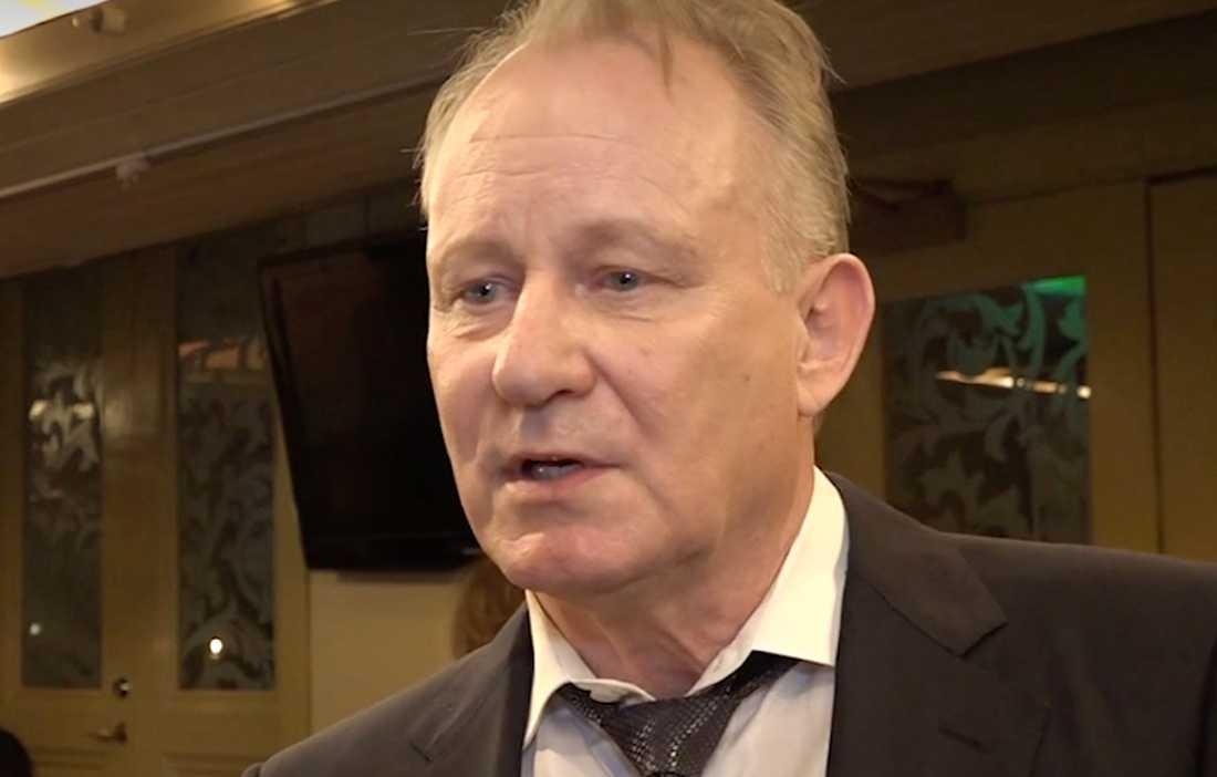 Stellan Skarsgård.
