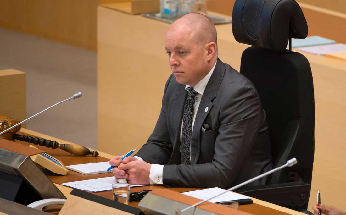 Björn Söder (SD)