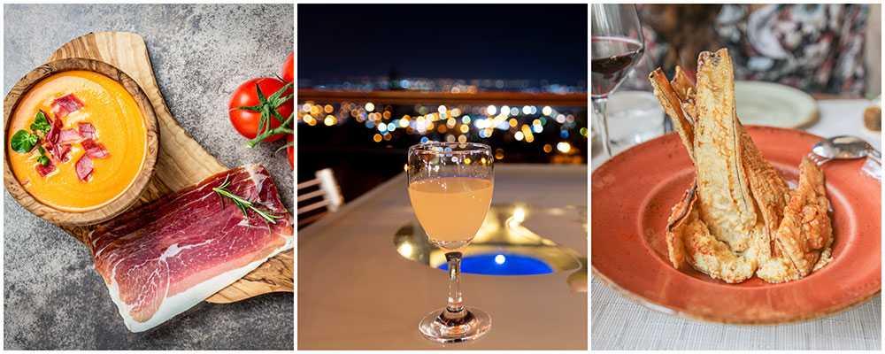 Córdoba har många riktigt bra restauranger.