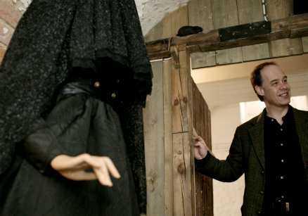 """läskiga nätter """"Nätterna var lite läskiga i början"""", säger Håkan Cerne som bor på Svaneholm sedan 15 år tillbaka."""
