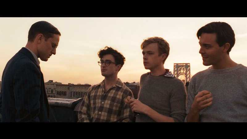 """Radcliffe i """"Kill your darlings""""."""