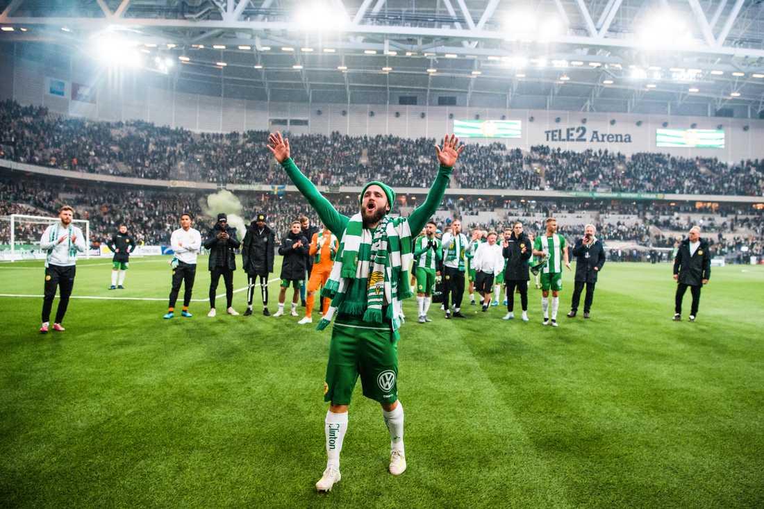 Hammarby bekräftar: 16 000 säsongskort sålda.
