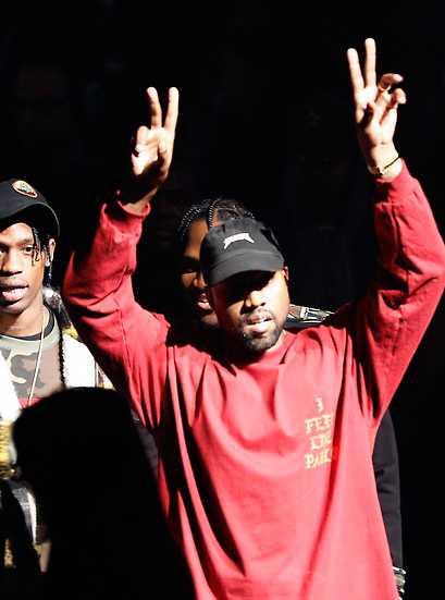 Kanye West. Foto: TT