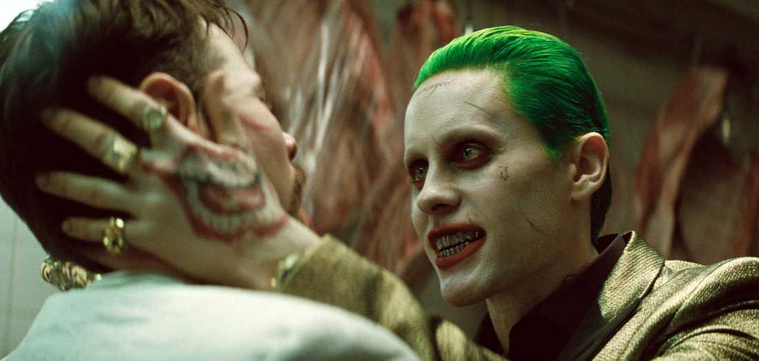 """""""The Joker"""" från Suicide Squad."""
