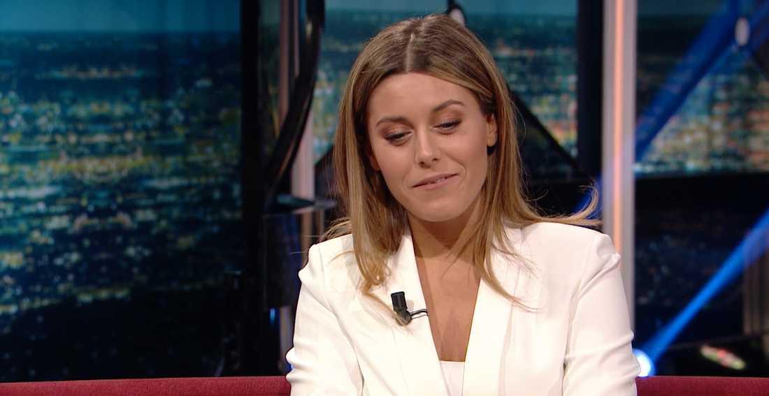 "Bianca Ingrosso i ""Breaking News"""
