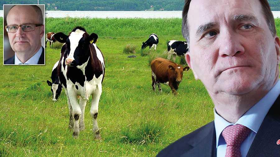 LRF begäratt svenska bönder ska fåjämförbaravillkor med andra EU-länder. Vi kräveratt Sverige ökardennationellamedfinansieringenav landsbygdsprogrammet med 500 miljoner kronor per år, skriver Palle Borgström.