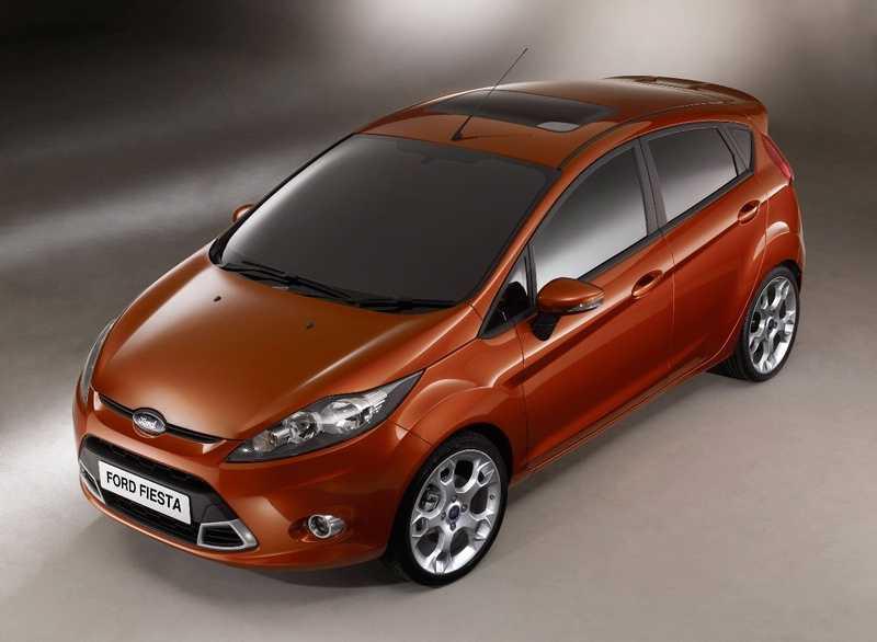 Tvåa: Ford Fiesta