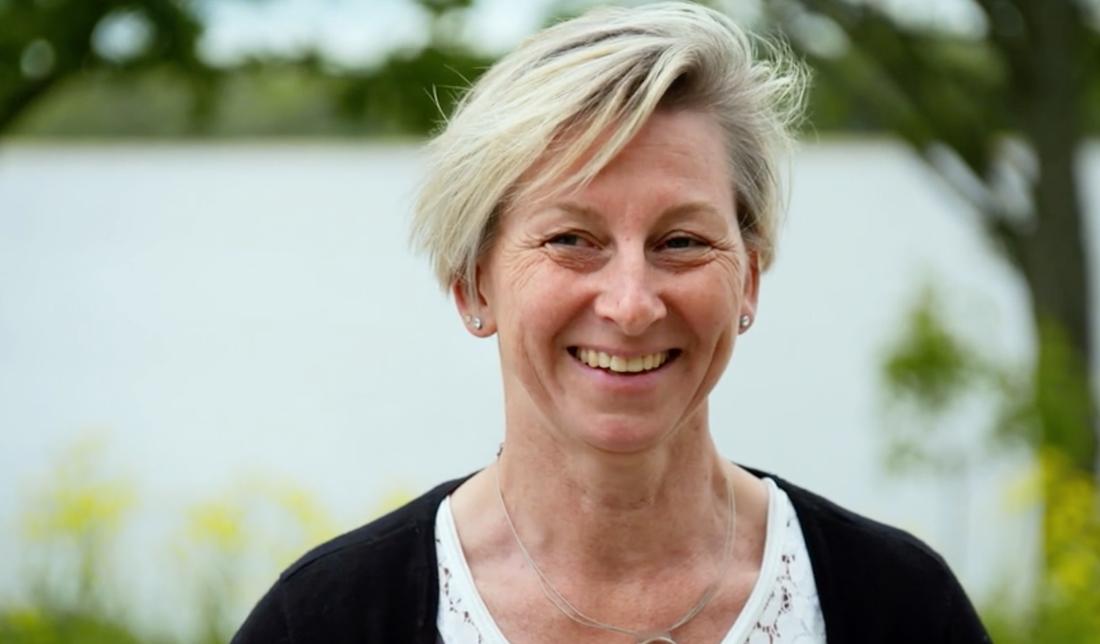 Yvonne Jansson.