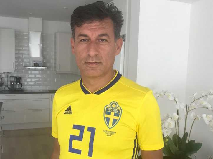 Pappa Simon Durmaz.