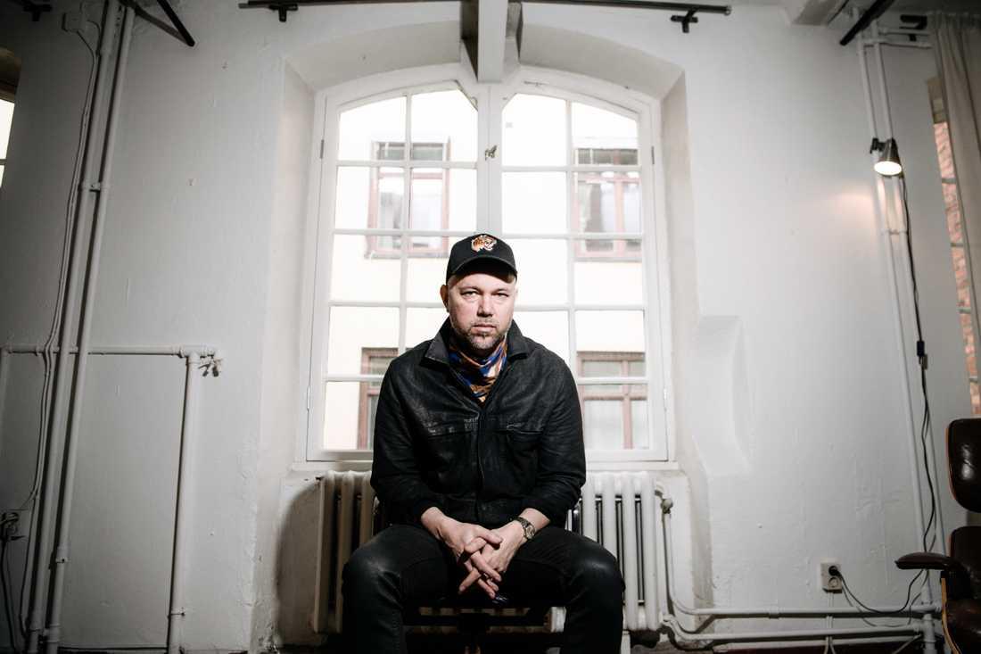 Tomas Andersson Wij släpper ett album och gör en Sverigeturné i höst. Arkivbild.