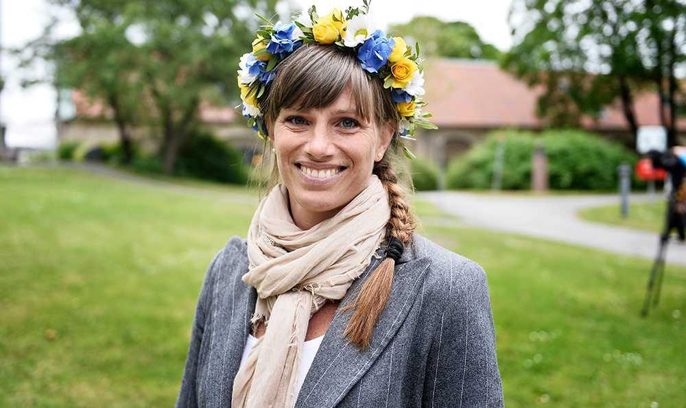 Helene Ripa, längdskidåkare Sverige.