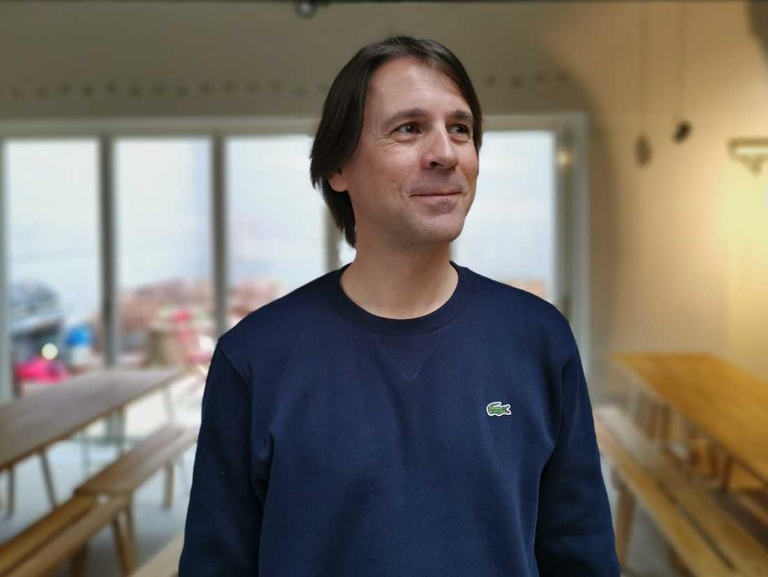 Jan Erik Solem, grundare av Mapillary.