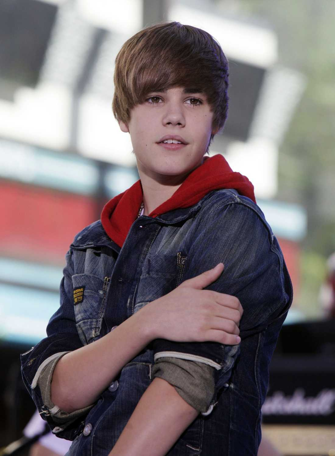 7. Justin Bieber.