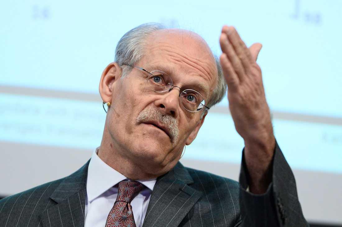 Riksbankschefen Stefan Ingves.