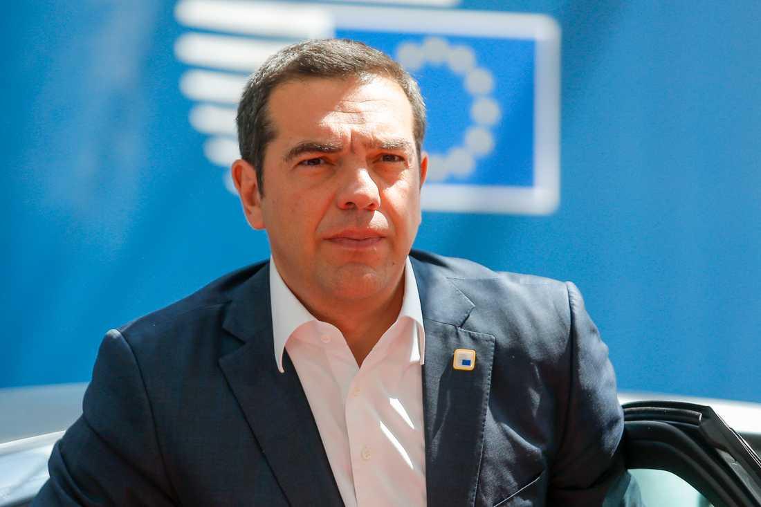 Premiärminister Alexis Tsipras.