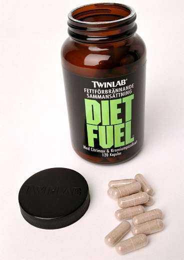 Diet Fuel.