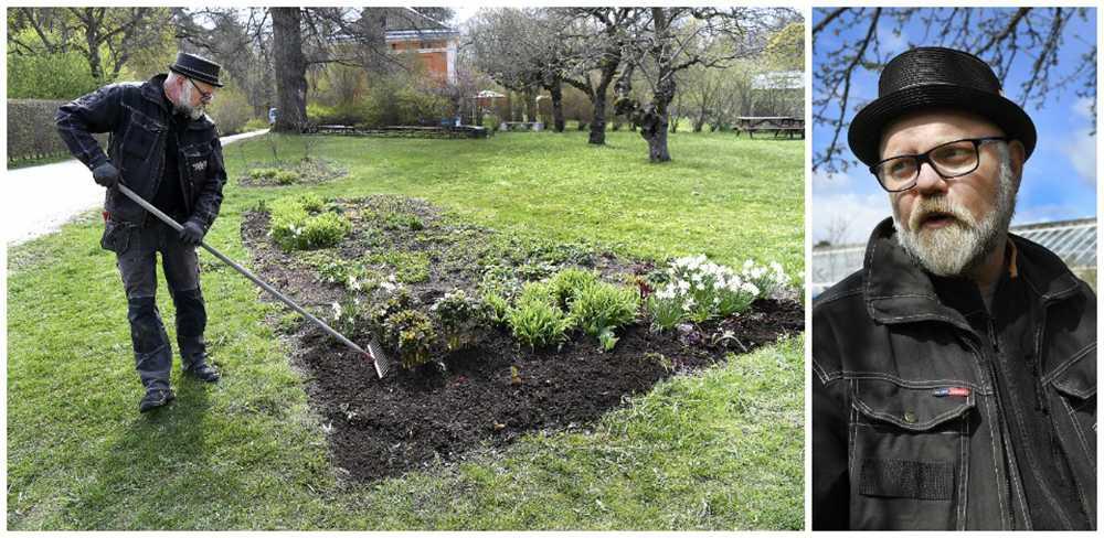 Det våras för trädgårdsarbetet. Bosse Rappne har en hel del goda råd och tips.