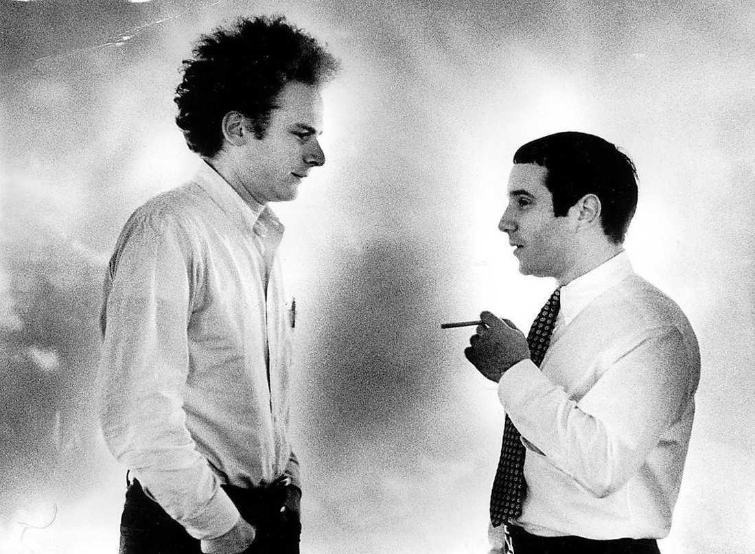 Art Garfunkel på den gamla goda tiden 1967.
