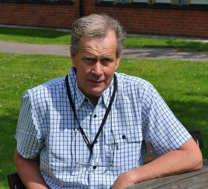 Karl-Erik Andersson.