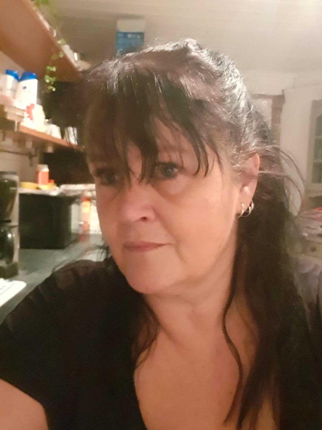 Susanne Gustafsson fick Nisse i mars 1990.