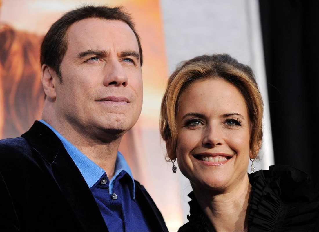 John Travolta och Kelly Preston har varit gifta sedan 1991.