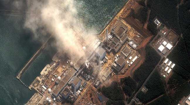 Kärnkraftverket drabbades av stora utsläpp efter tsunamin 2011.