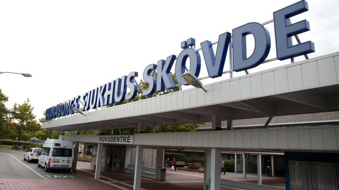 Mobilnummer till läkare på Skaraborgs sjukhus låg öppet i en schematjänst på nätet, som även använts av flera andra landsting. Arkivbild.