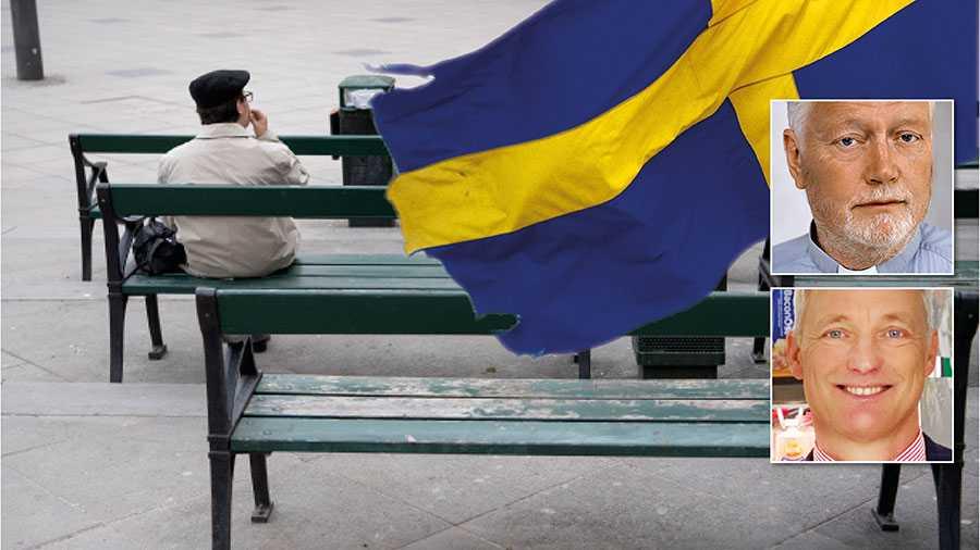 Sverige är ett av världens rikaste länder räknat i BNP per capita – men människorna här mår allt sämre. Vi måste sluta se BNP som alltings mått och börja titta på både yttre och inre livsfaktorer, skriver Olle Carlsson och Gerhard Bley.