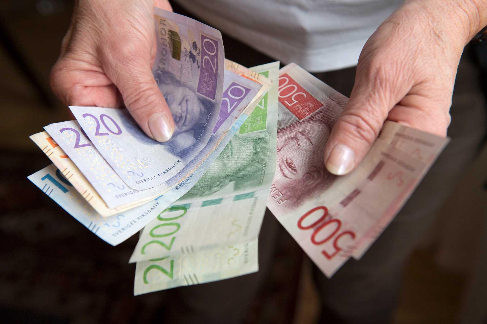 """""""Livet som pensionär kan vara riktigt bra, även ekonomiskt"""", skriver Britta Svensson."""
