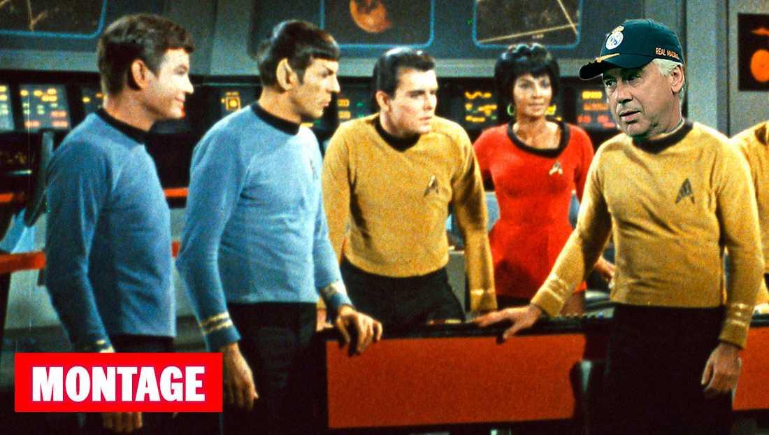 I gamla tv-serieversionen av Star Trek