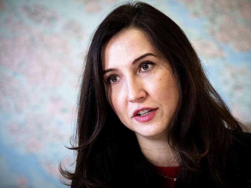 Nu återlanserar Aftonbladet ledare podcasten Den ideologiska frågan, i det första avsnittet möter ni Aida Hadžialić.