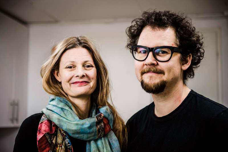 Eva von Bahr och Love Larson.