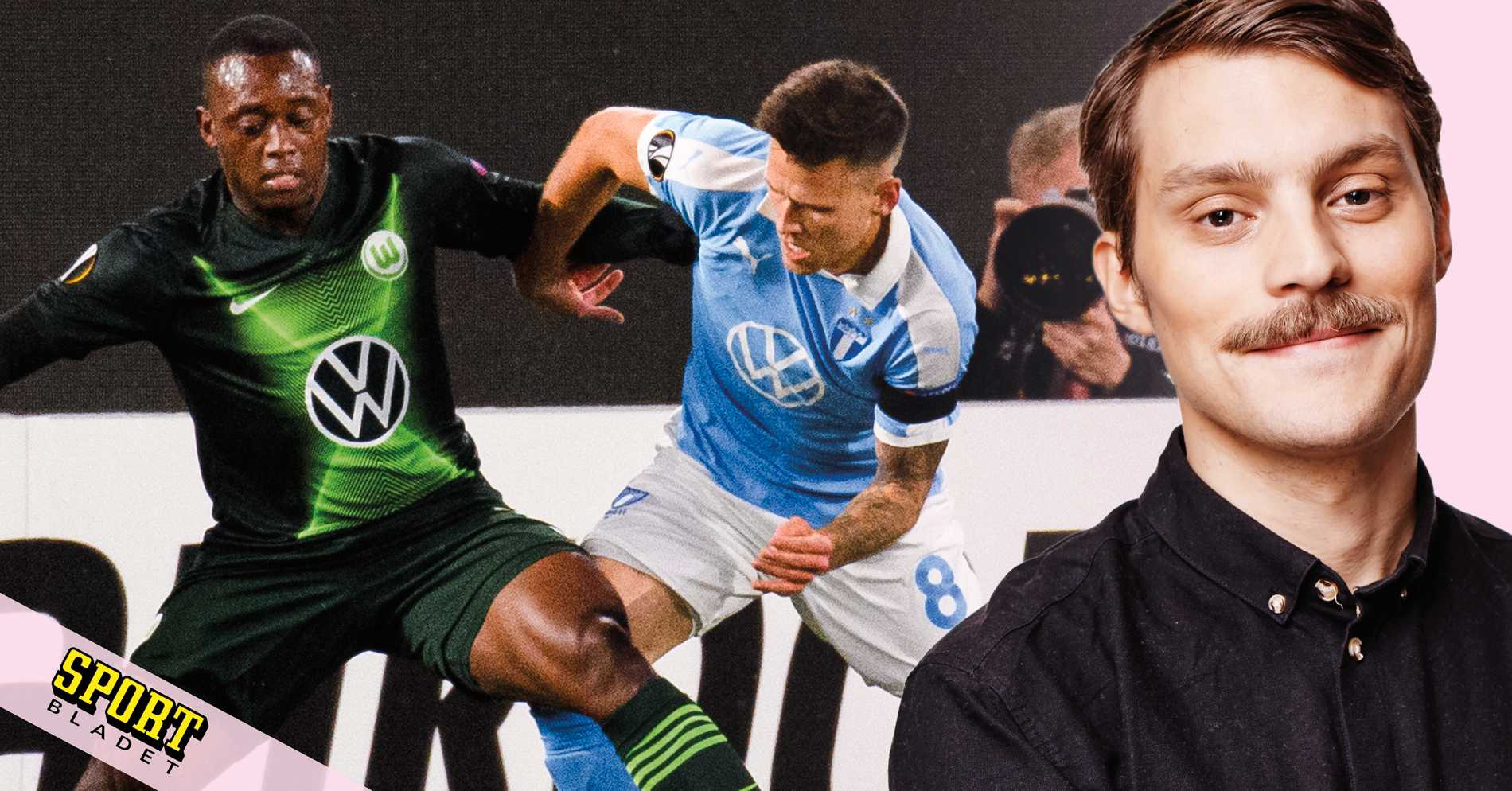 Fem punkter: Wolfsburg-Malmö FF