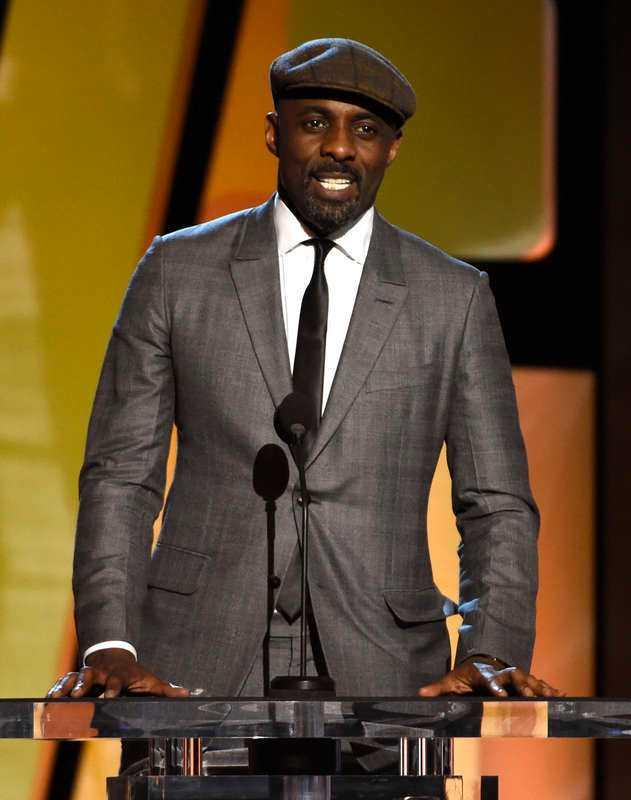 Idris Elba som nästa James Bond?