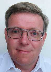 Mats Berg, hudläkare.