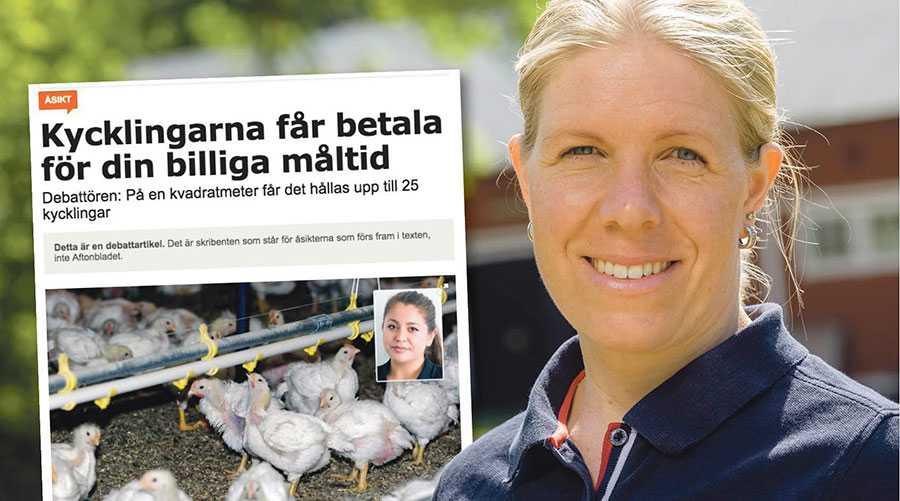 Trots det enorma arbetet som svenska bönder lägger ner för att producera mat till svenska folket visar många studier att lönsamheten är mycket låg, skriver Jenny Andersson.