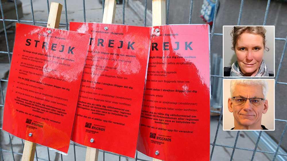 Om en så grundläggande del som strejkrätten rubbas, är det svårt att se vilka konsekvenserna kan bli när tiden gått och förhållandena förändrats, skriver Lars Henriksson och Pia Jacobsen, aktiva i Nätverket försvara strejkrätten, Göteborg.