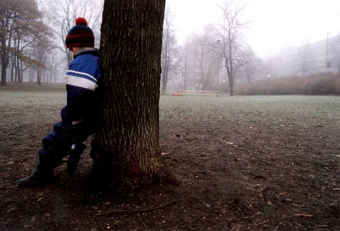 Arkivbild. I Malmö lever  närmare 9000 barn i familjer där minst en förälder har skulder hos Kronofogden.