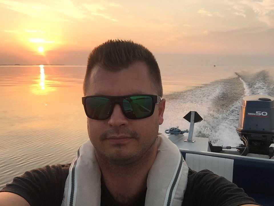 André Stenfors, 32
