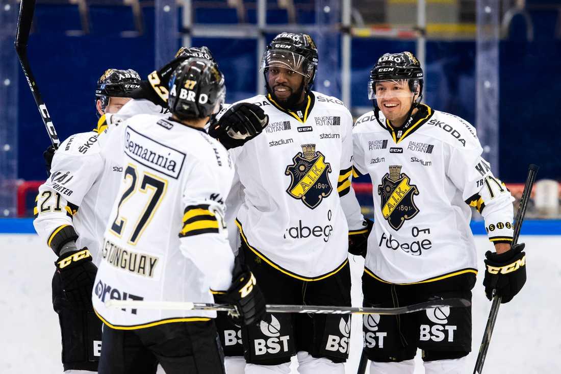 AIK slog Pantern.