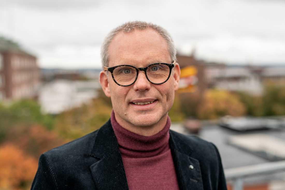 Henrik Thunman är professor i termokemisk omvandling vid Chalmers tekniska högskola i Göteborg.