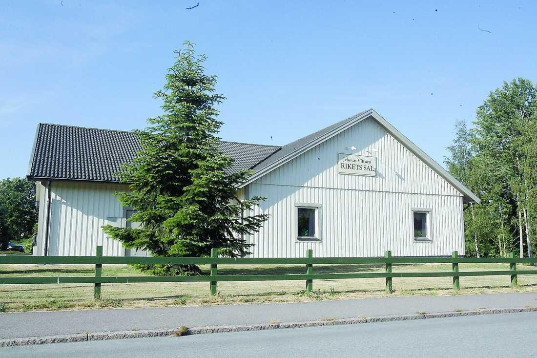 Rikets sal i Kalmar.