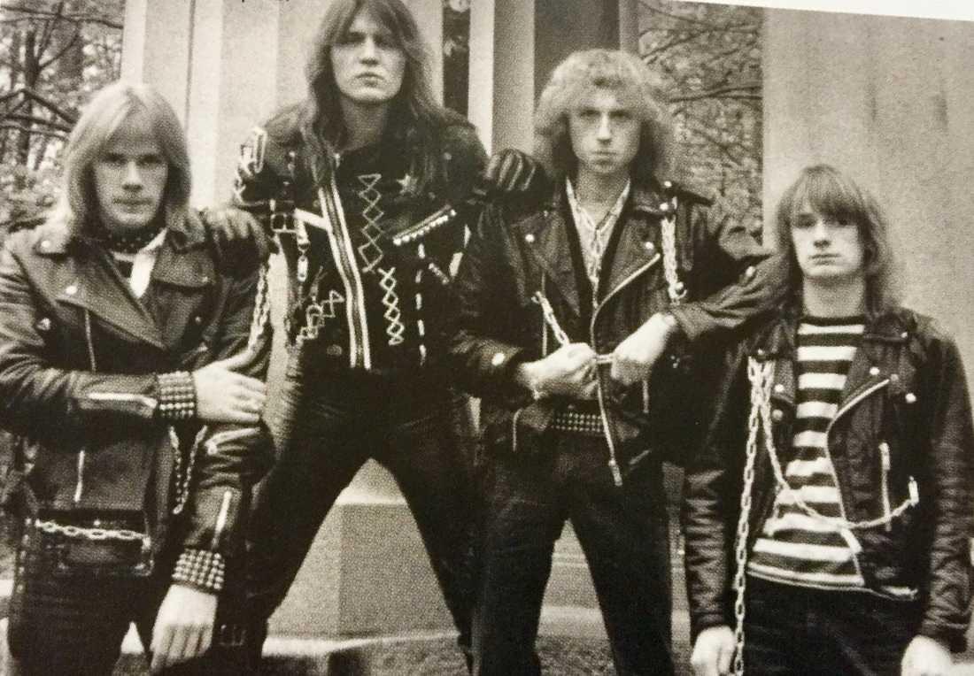 """Silver Mountain är ett av banden på """"Jobcentre rejects vol 4: ultra rare FWOSHM 1978–1983"""", som lyfter fram tidig, förbisedd svensk hårdrock."""