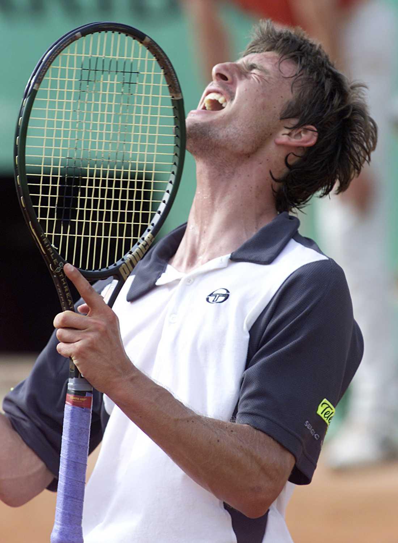 2003, Juan Carlos Ferrero (ESP) 2003 fick Ferrero revansch efter sin andraplats 2002. Han vann mot Martin Verkerk (NED) med siffrorna 6-1, 6-3, 6-2.
